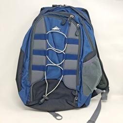 New High Sierra Backpack Blue Hiking School Book Bag Laptop