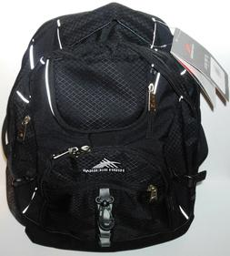 NEW: High Sierra Backpack Laptop access & Rain Cover  53671-