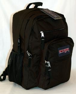 New JanSport Big Student Laptop Backpack -- Black