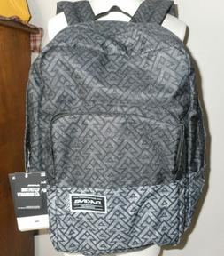 NEW! DAKINE Capitol 23L laptop backpack bag in Gray Stacked