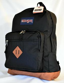 New JanSport City View Laptop Backpack -- Black