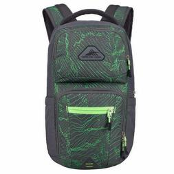 new High Sierra Everyday 22L Laptop Backpack - Green