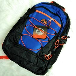 New MOUNTAIN EDGE Fully Padded Arctic Winds Backpack With In