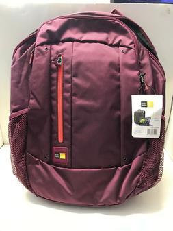 "New Case Logic I Daypack  Backpack  Fits 15.6"" Laptop, Maroo"