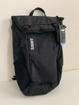 "NEW Thule Lithos 20L Backpack Bookbag fits 15"" Laptop, Black"