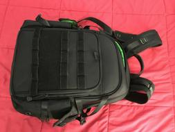 NEW Mobile Edge Razer Tactical Notebook Computer Backpack
