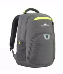 NEW High Sierra RipRap Backpack Padded Book Bag Everyday Car