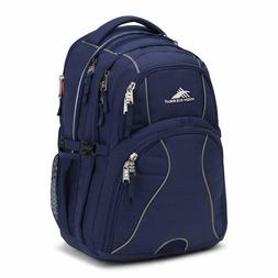 NEW High Sierra Swerve Computer Laptop Backpack Navy Blue