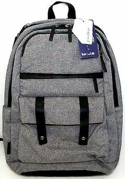 "NEW Targus TSB8170470 Grey 15.6"" Laptop Lifestyle Backpack D"