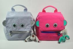 New With Tag Kipling CHEERFUL Kids Lunch Bag