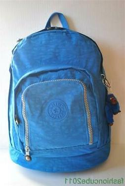 New With Tag  Kipling Hiker Expandable Backpack - Azure Blue