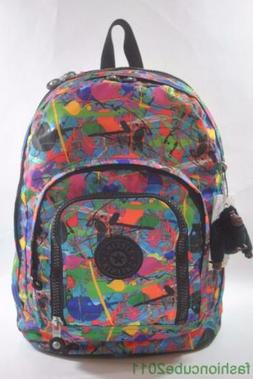 New With Tag Kipling Hiker Expandable Backpack BP3560 413 -