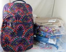 New with Tag Kipling SEOUL Backpack w Laptop Protection Furr
