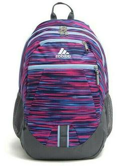 NEW! Adidas Women's Foundation V Laptop OSFA Backpack,Pink S