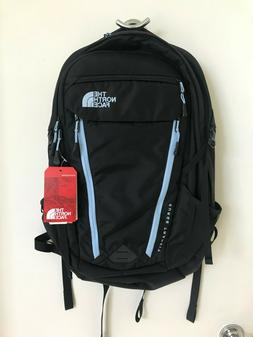 NEW The North Face Womens Surge Transit Laptop Backpack Blac