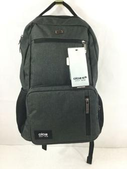 new york bowery backpack gray 18 laptop
