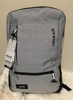SOLO NEW YORK DRAFT BACKPACK GREY