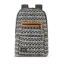 Solo New York Saratoga Chevron Tribal Laptop Backpack with 1
