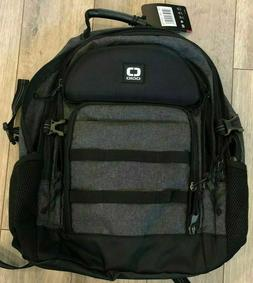 new1 alpha convoy 320 laptop backpack black