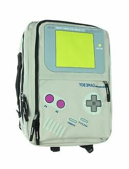 Nintendo Game Boy Convertible Backpack Computer Laptop Messe