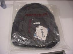 NIP Dakine Factor Pack Laptop Backpack Black Gray 813004010