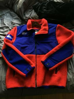 North Face x Nordstrom Denali Sherpa Supreme Yeezy - Red - L