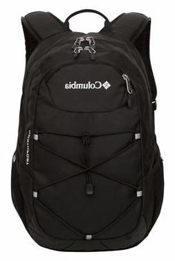 "Columbia Northport Backpack With 15"" Laptop Pocket, Black"