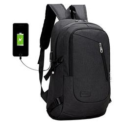 Kenox Notebook Backpack for 15 inch Laptop USB Port for Char