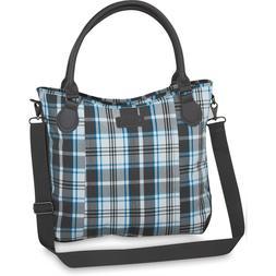 NWT Dakine ANYA Laptop Bag, Shoulder Bag, PLAID