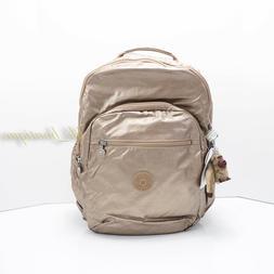 NWT Kipling BP4360 Seoul Backpack Laptop Travel Bag Polyamid