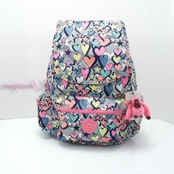 NWT Kipling BP4391 Ezra Travel Bag Backpack Polyamide Stardu