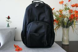 NWT Targus CVR617-70 Groove Backpack for 17-Inch Laptops Bla