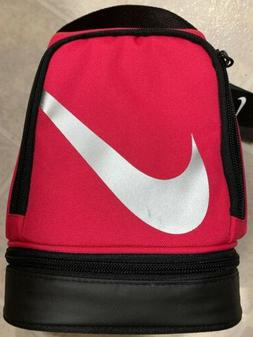 defd647749b NWT Nike Insulated Lunch Box Tote Bag School Swoosh Rush Pi