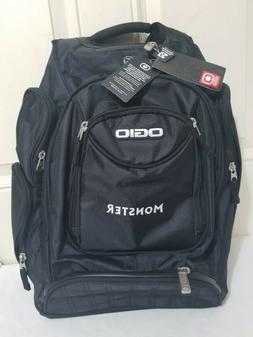 NWT Ogio Metro Streetpacks - Laptop Backpack - Black Monster
