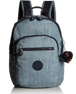 "NWT- Kipling Seoul Go Small 11"" Laptop Backpack ~unique~ Ind"