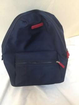 Tommy Hilfiger Nylon Backpack School Travel Bag Laptop Sleev