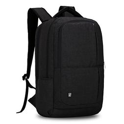 Oiwas Nylon Business Backpack with Large Full Separate Mult-