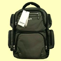 Official Solo Gramercy Collection Laptop Backpack - Gray