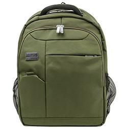 Vangoddy Exclusive Olive Green Germini Designer Backpack for