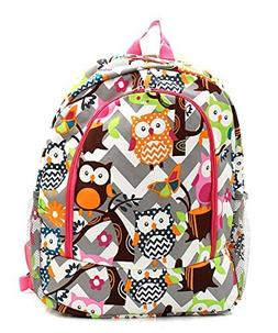 Children's Owl School Backpack