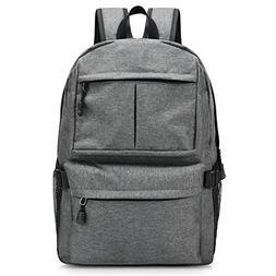 Vbiger Oxford Backpack Large Capacity Computer Backpacks Lig