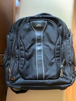SAMSONITE Padded Laptop / tablet Backpack - Black -Great con