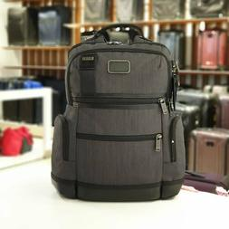 TUMI  Parrish Laptop Backpack Ballistic Nylon Grey