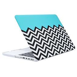 ULAK Patterned MacBook Pro 13 Retina Case, Ultra Slim Lightw