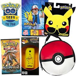 Pikachu Pokemon Go Fest Gift Set by ColorBoxCrate, Includes