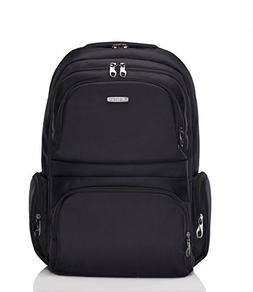 PLATERO Laptop Backpack Fits 15.6 inch Computer Notebook Tra
