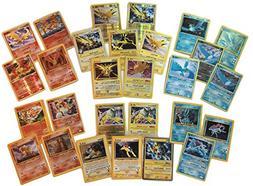 Pokemon Legendary with Rares, Holos, Eevee, Delta Species, P