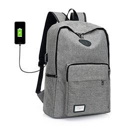 Freddie Cooper Unisex Polyester School Backpack Laptop Daypa