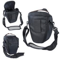 Portable Adjustable Black Nylon Waterproof <font><b>Camera</