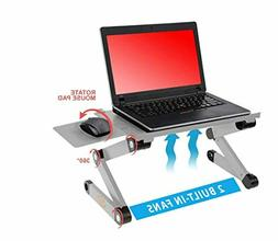 Portable Aluminum Laptop Stand - Best Gift for Friend-Men-Wo